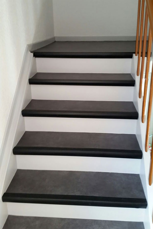 Treppenerneuerung - Referenzen