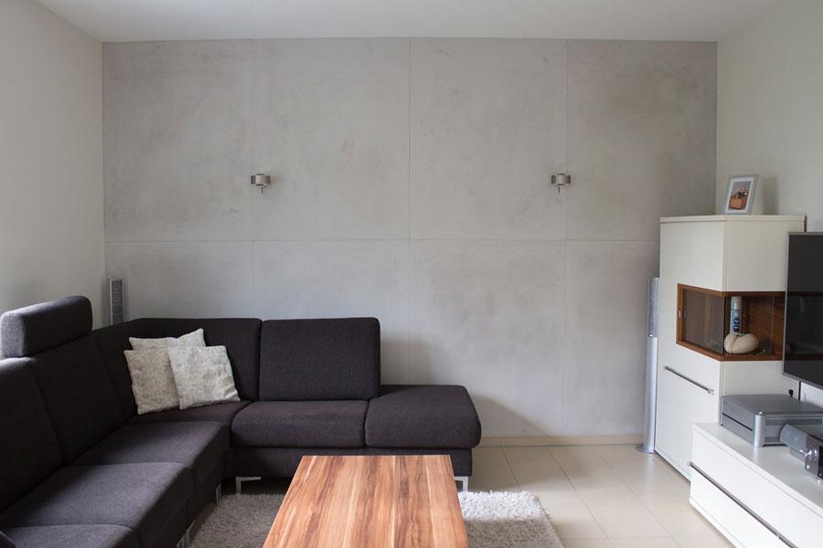 wandgestaltung referenzen. Black Bedroom Furniture Sets. Home Design Ideas